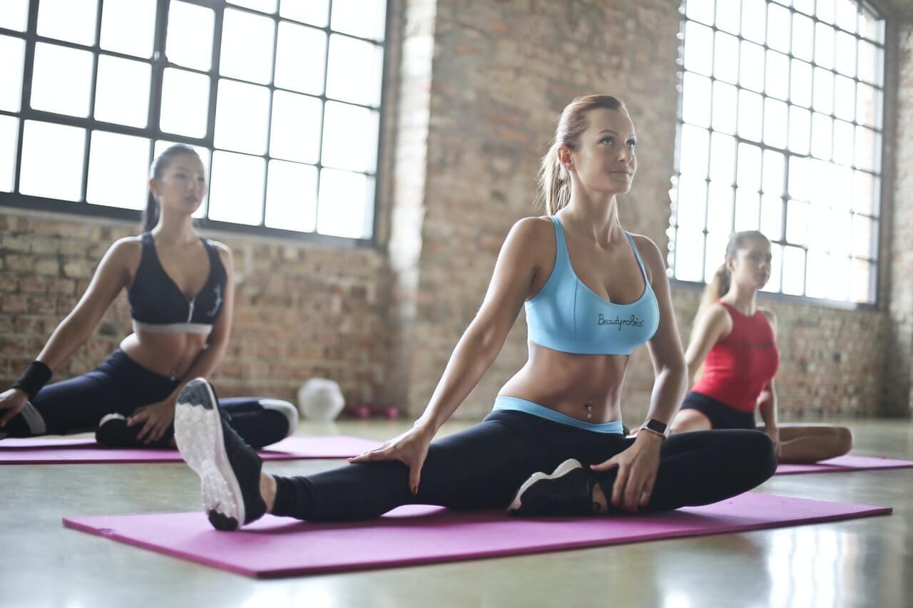 how many times should i do yoga a week