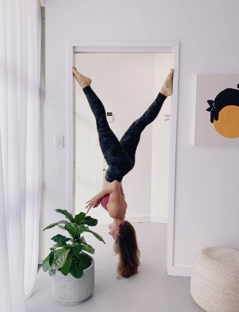 What Happens To Your Body When You Start Doing Yoga