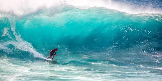 surfers yoga